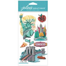Jolee's Boutique Sticker Pack, New York