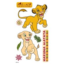 Disney Dimensional Stickers, Lion King