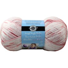 Snuggly Wuggly Dip Dye Yarn by Loops & Threads, Carnations