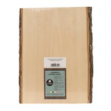 Rectangle Basswood Plaque by ArtMinds