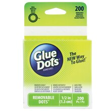 Removable Glue Dots Roll