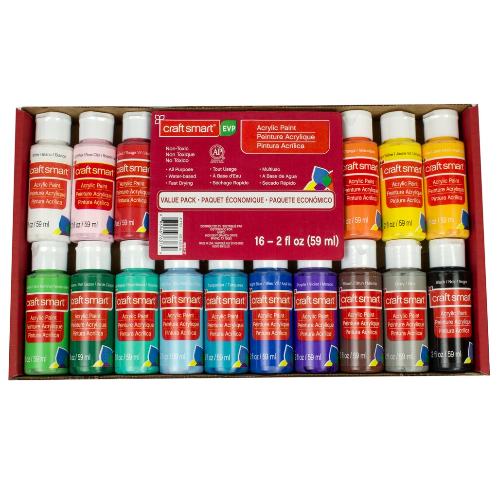 Glitter Craft Paint