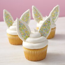Bunny Ears Cupcakes, medium