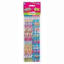 Shopkins Pencils, 8ct