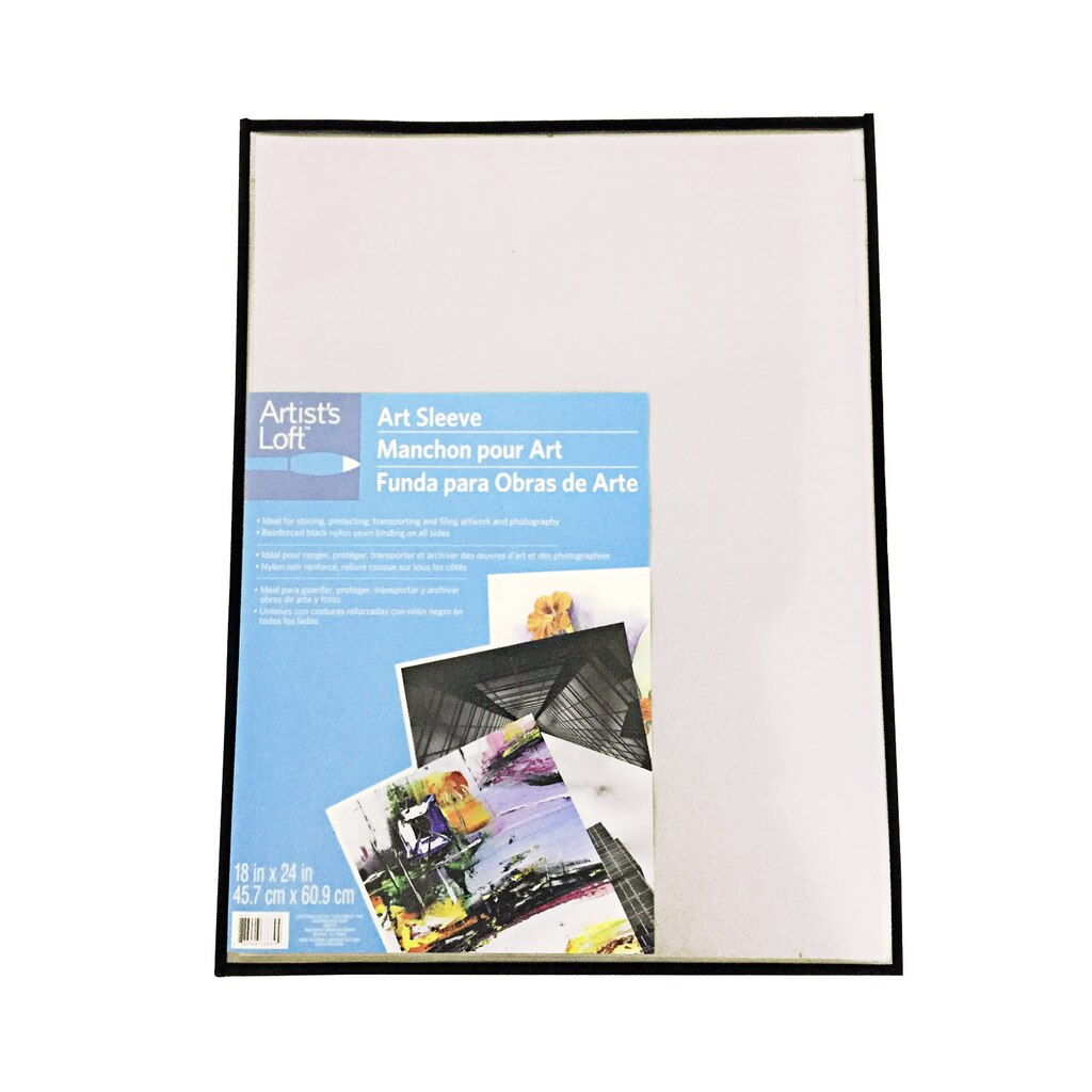 Buy the plastic art sleeve by artists loft at michaels plastic art sleeve by artists loft m4hsunfo