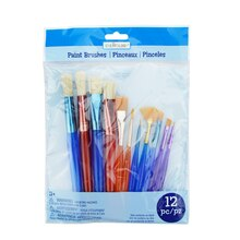 Paint Brushes with Palette Kit by Creatology