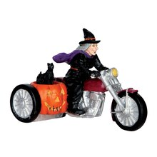 Lemax Spooky Town Collection Born 2 B Wicked