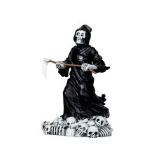 Lemax Spooky Town Collection Deadly Grim Reaper