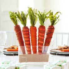 Easter Carrot Centerpiece, medium