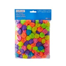 "1"" Neon Pom Poms by Creatology"