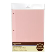 Pink Photo Album Refills by Recollections