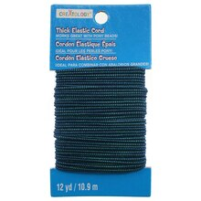Thick Sparkle Elastic Cord by Creatology