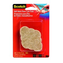 3M Scotch Self-Stick Floor Care Pads