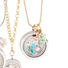 Story Lockets™ Beach Necklace, medium