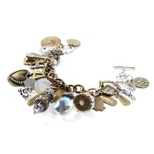 Amy Labbe My Life Charm Bracelet, medium
