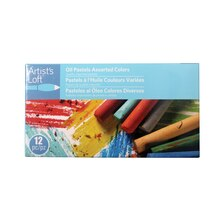Oil Pastels by Artist's Loft, 12 Count