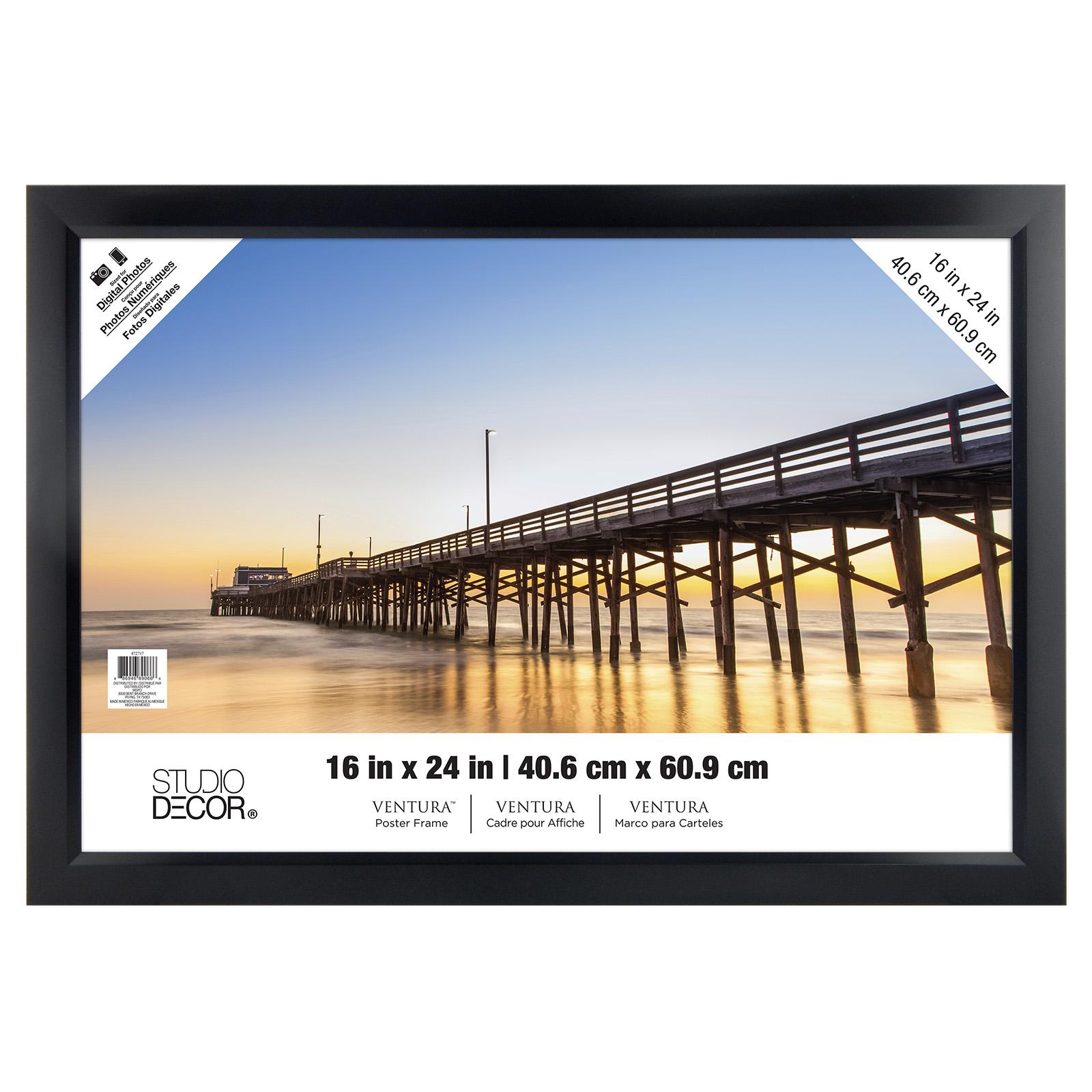 33 x 48 poster frame