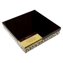 Patterned Paper Storage Box by Recollections, Dots