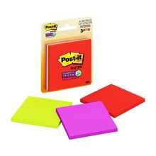 3M Post-it Super Sticky Notes Marrakesh Collection