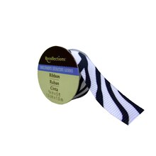 Zebra Grosgrain Ribbon by Recollections