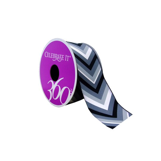 Grosgrain ribbon by celebrate it 174 360 176 1 1 2 quot x 4yd at michaels