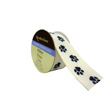 Paw Print Twill Ribbon by Recollections