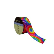 Tie Dye Satin Ribbon by Recollections