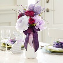 Lavender Easter Floral Centerpiece, medium