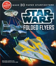 Klutz Star Wars Folded Flyers