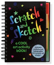 Scratch & Sketch: A Cool Art Activity Book