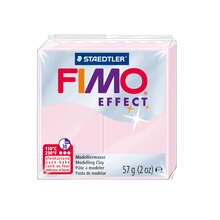 Staedtler FIMO Effect Modelling Clay, Rose Quartz