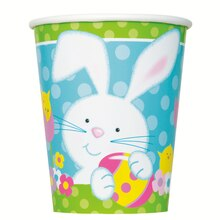 9oz Spring Easter Bunny Paper Cup