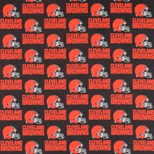 Cleveland Browns NFL Cotton
