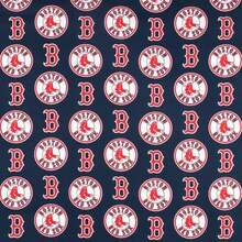 Boston Red Sox Navy MLB Cotton