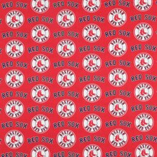 Boston Red Sox Red MLB Cotton
