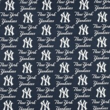 New York Yankees Navy MLB Cotton