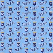 Kansas City Royals MLB Cotton