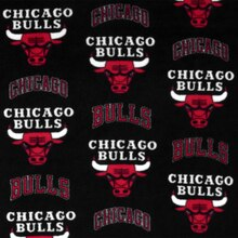 Chicago Bulls NBA Fleece