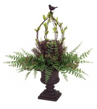 "24.5"" Fern Arrangement with Nest 24.5"""