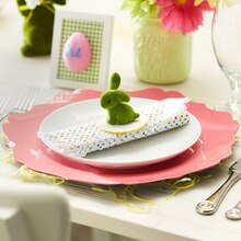 Bright Easter Place Setting, medium