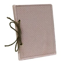 Dot Pattern Canvas Journal by Recollections