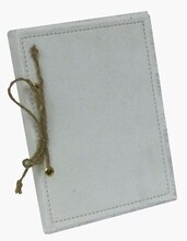 Ivory Canvas Journal by Recollections