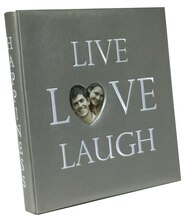 Silver Happiness Photo Album by Recollections
