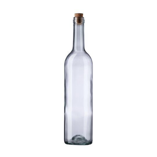 Find The Clear Wine Bottle With Cork By Ashland 174 At Michaels