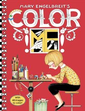 Mary Engelbreit's Color ME Coloring Book