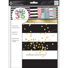 Create 365 The Happy Planner Well Planned Life Pocket Folders
