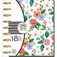 Create 365 The Happy Planner 2016-17, Flowers