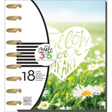 Create 365 The Happy Planner 2016-17, Follow Your Heart