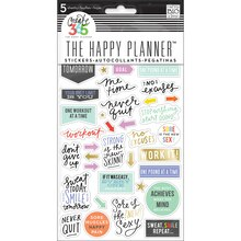 Create 365 The Happy Planner Fitness Planner Stickers