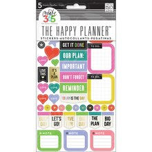 Create 365 The Happy Planner Everyday Reminder Stickers